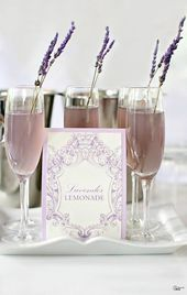 80 Incredibly Romantic Provence Wedding Ideas