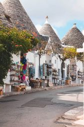 Alberobello – The Fairytale Like Town in Puglia! – In Love with the Med