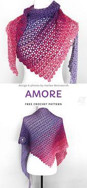 AmoreFree Crochet Sample