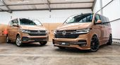 Does 2020 VW Transporter Need An Aero Kit And A Power Boost? ABT Says 'Yes' | Carscoops