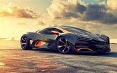 Download wallpapers Lada Raven, supercar, concept, racing car, Russian sports cars besthqwallpapers.com