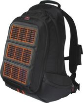 Features and functions of solar power backpack