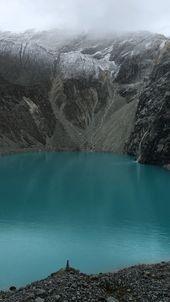 Laguna 69 hike in Peru