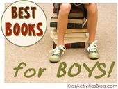 {Recommended Books} Best loved by Boys