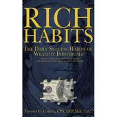 Rich Habits: The Daily Success Habits of Wealthy Individuals: Find Out How the Rich Get So Rich (the Secrets to Financial Success Revealed) (Paperback) – Walmart.com