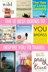 The 12 Best Travel Books to Inspire Your Inner Wanderlust -Traveling Spud