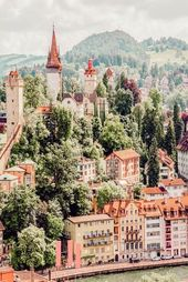 The 15 Prettiest Towns in Switzerland | Avenly Lane | Beauty Reviews & Lifestyle Tips