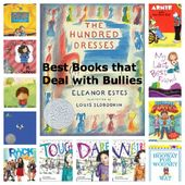 Top 10: Best Picture and Chapter Books That Deal with Bullies