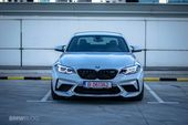 VIDEO: BMW M2 Comp Driver breaks engine shifting into wrong gear