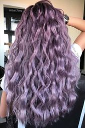 21 Violet Hair Color Ideas to Look Glamorous | LoveHairStyles