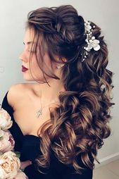 33 Ideas To Embellish Your Wedding Hairstyle With Hair Jewelry