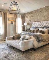 36+ The Ultimate Luxury Master Bedroom Ideas Trick – pecansthomedecor.com