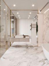 56 awesome master bathroom remodel ideas maximizing on a budget 20 | Autoblog