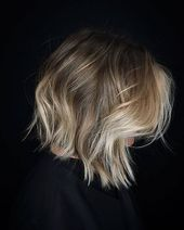 Beautiful Brown to Blonde Ombre Short Hair – The UnderCut