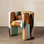 FAIRFAX CHAIR – Right Hand Facing, High End, Luxury, Design, Furniture and Decor