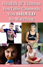 Five Health & Fitness YouTube Channels You Should Be Watching