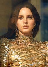 Lana Del Rey for Elle Magazine #lanadelreyaesthetic Lana Del Rey for Elle Magazi…