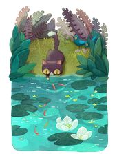 Little Big Adventures Of A Cat Lost In The Woods