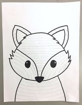 SPRINGTIME BUNNY, BEAR  OR FOX! 2nd Grade