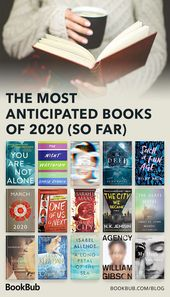 The Books We Can't Wait to Read in 2020