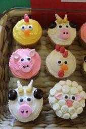 Tierisch gute Cupcakes.