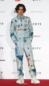 We're Here for Timothée Chalamet's Game-Changing Style