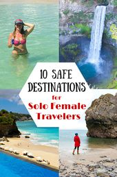 10 Safe Destinations for Solo Female Travelers