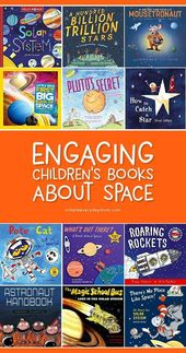 12 Out Of This World Space Books For Kids