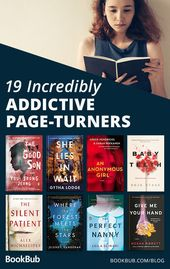 19 Incredibly Addictive Page-Turners