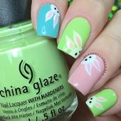 21 of the Cutest Spring Nail Designs on Pinterest Right Now – Project Inspired