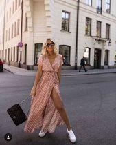 22 idées de tenues avec ta gown longue