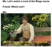 28 Lord Of The Rings Memes For The Tolkien-Obsessed