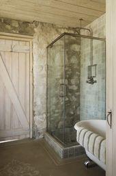 40 Spectacular Stone Bathroom Design Ideas | Decoholic