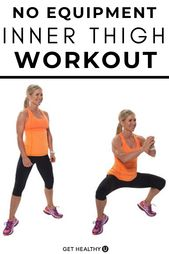 7 Inner Thigh Exercises For Lean, Toned Thighs – Get Healthy U