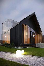 Analyser les meilleures conceptions de maison contemporaines #Analyser #concepti…