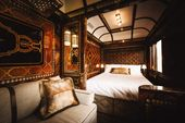 Beautiful Historic Grand Suites Aboard Venice Simplon-Orient-Express – EAT LOVE SAVOR International Luxury Lifestyle Magazine