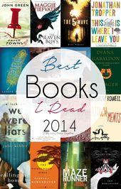 Best Books I Read in 2014   Sugar and Soul