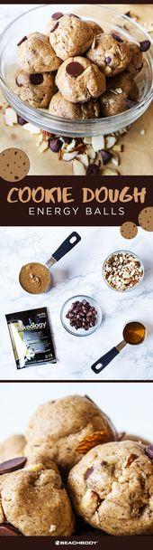 Cookie Dough Energy Balls Recipe | The Beachbody Blog