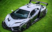 Download wallpapers Lamborghini Veneno, 4k, hypercars, 2017 cars, italian cars, supercars, Lamborghini besthqwallpapers.com