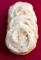 Eggnog Cookies {Melt-in-Your-Mouth} – Cooking Classy