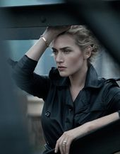 Kate Winslet's Go over Photographs