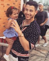 Nick and Joe Jonas Are the World's Best Uncles — and We've Got Photos to Prove It