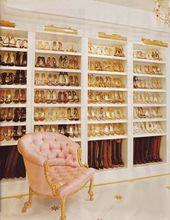 10 Amazing Celebrity Closets: Kim Kardashian, Olivia Palermo, Rachel Zoe, More