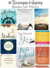 10 Christian Books for Women All Moms Should Read | Christian Living | Smart Mom Smart Ideas