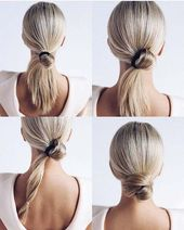 23 Super Effortless Updos for Active Women of all ages | StayGlam