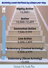 Can You Really Walk Yourself Fit With 10000 Steps? – Sisterhood of the Sensible Moms