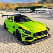 I Just Love This Mercedes AMG. Want to buy it?