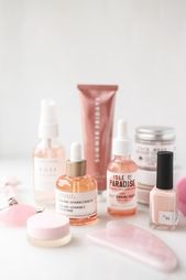 Ideal Vegan + Nontoxic Skincare