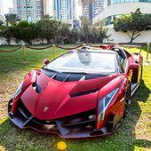 Los autos más caros y lujosos del mundo