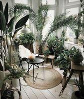 Plant throne inspo – Margot Hupert Art